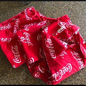 Coca Cola M Pajama Set — Great Gift ♥️